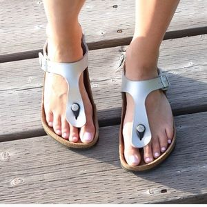 b8a3ebfe045 Women s Birkenstock Sandals Gizeh on Poshmark